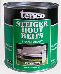 Tenco steigerhout beits white wash 1 l